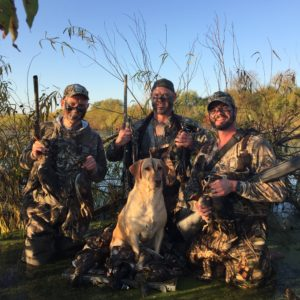 Texas Duck Hunting