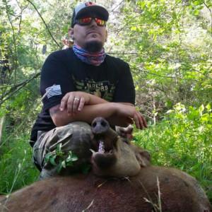 Wishes for Warriors Hog Hunt