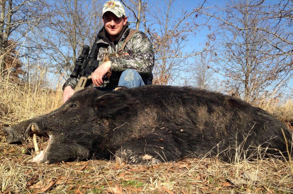 Texas Hog Hunting Ranch